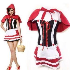 Red Riding Hood Halloween Costume